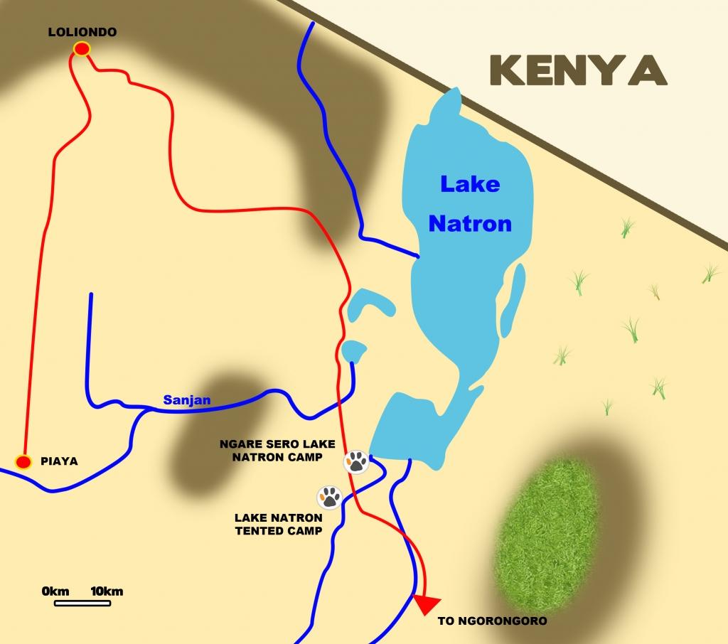 LAKE NATRON -
