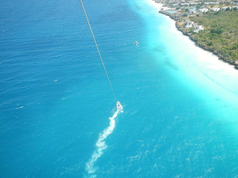 Parasailing zanzibar attività acquatiche 6 -