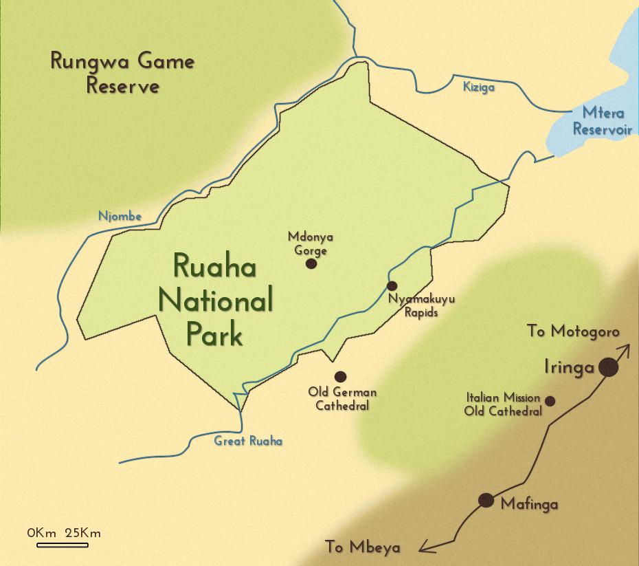 RUAHA -