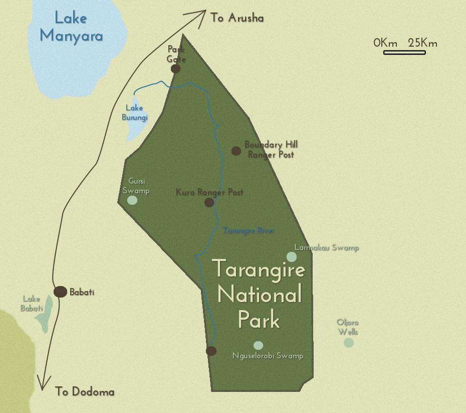 TARANGIRE -