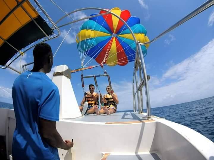 parasailing attività acquatiche 4 -
